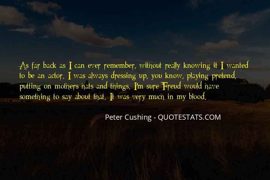 Putting Things Right Quotes #105181