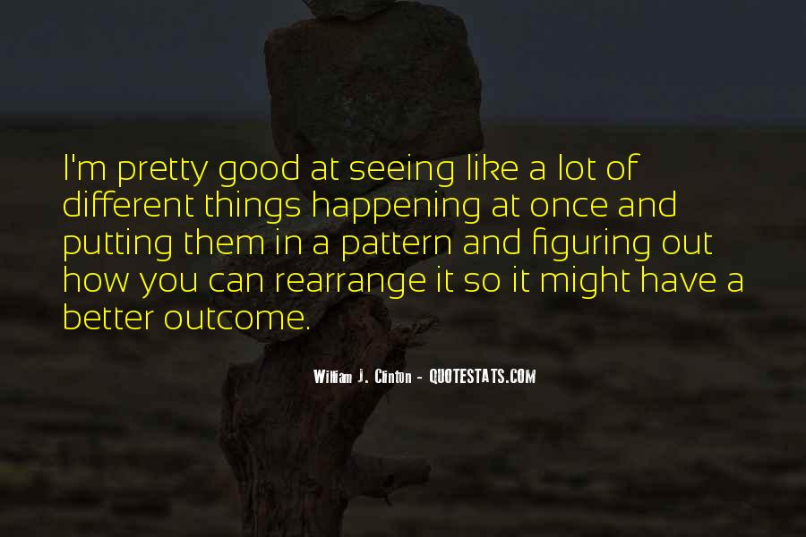 Putting Things Right Quotes #40809
