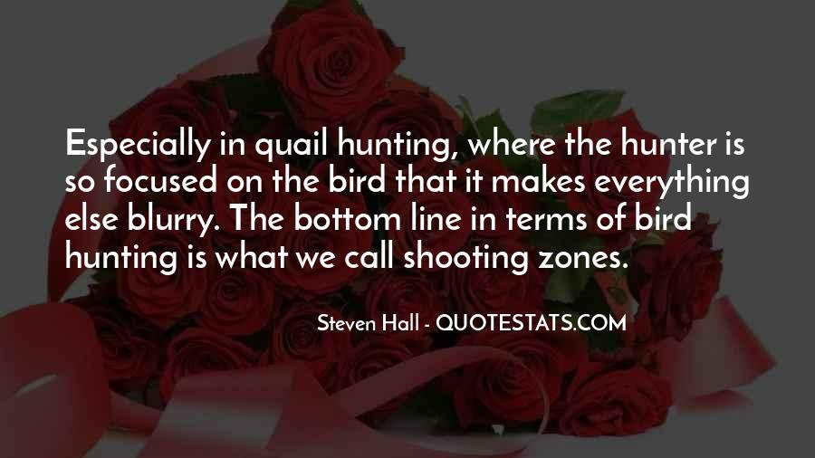 Quail Bird Quotes #1373495
