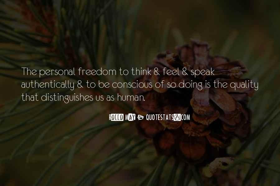 Quality Of Thinking Quotes #1030725