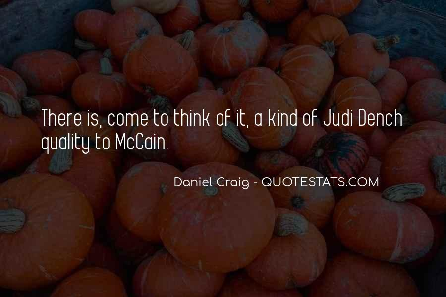 Quality Of Thinking Quotes #1402115