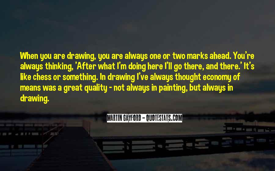 Quality Of Thinking Quotes #1424406
