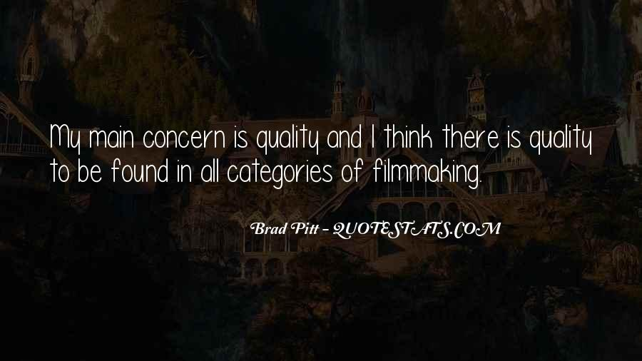 Quality Of Thinking Quotes #355521