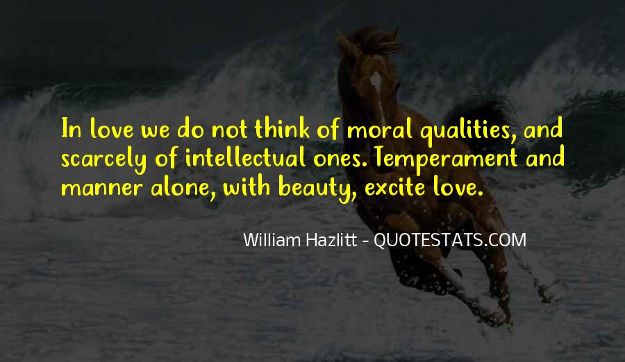 Quality Of Thinking Quotes #496524