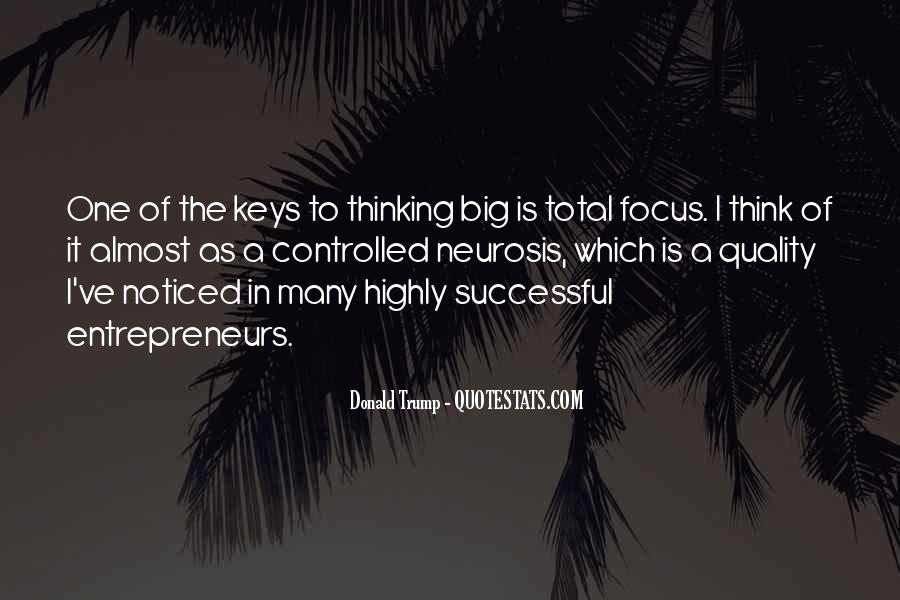 Quality Of Thinking Quotes #690239