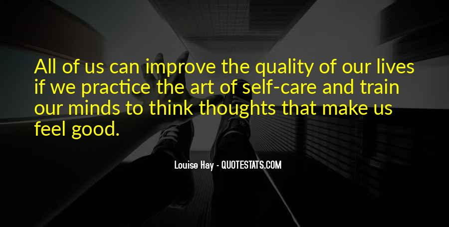 Quality Of Thinking Quotes #70202