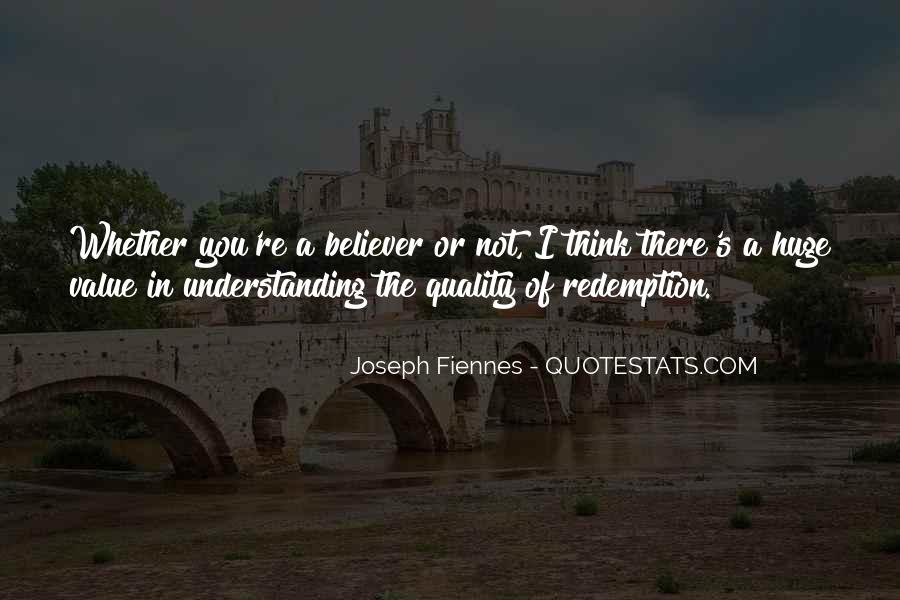 Quality Of Thinking Quotes #712099
