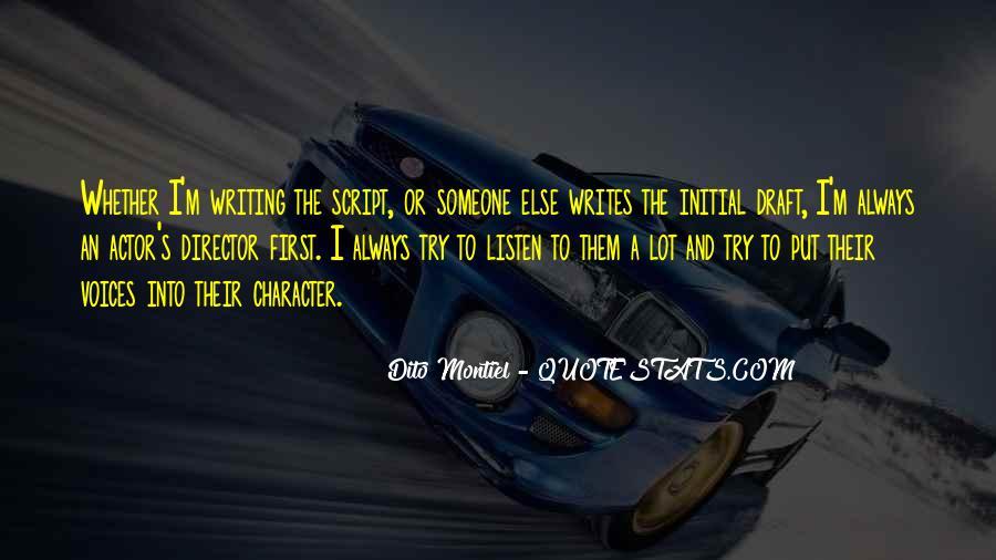 Quantum Of Solace Dominic Greene Quotes #270858