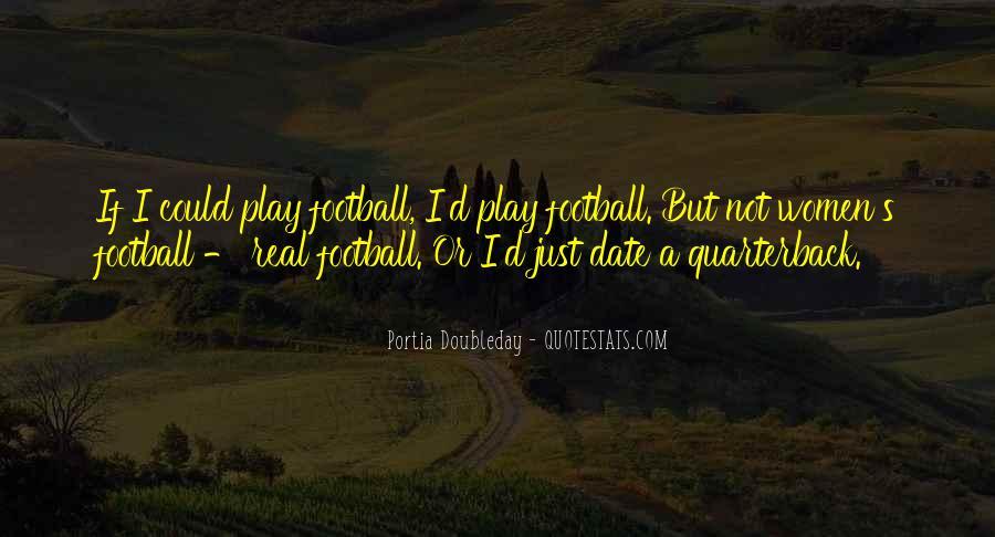 Quarterback Quotes #146394
