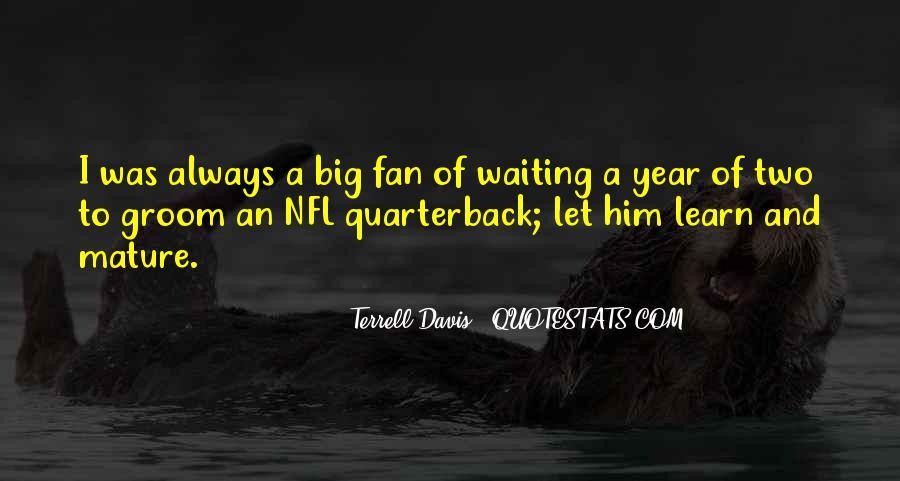 Quarterback Quotes #147134