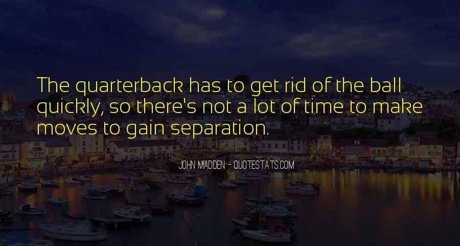 Quarterback Quotes #161896