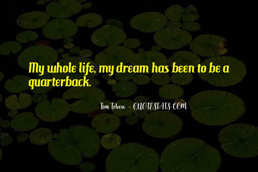 Quarterback Quotes #190512