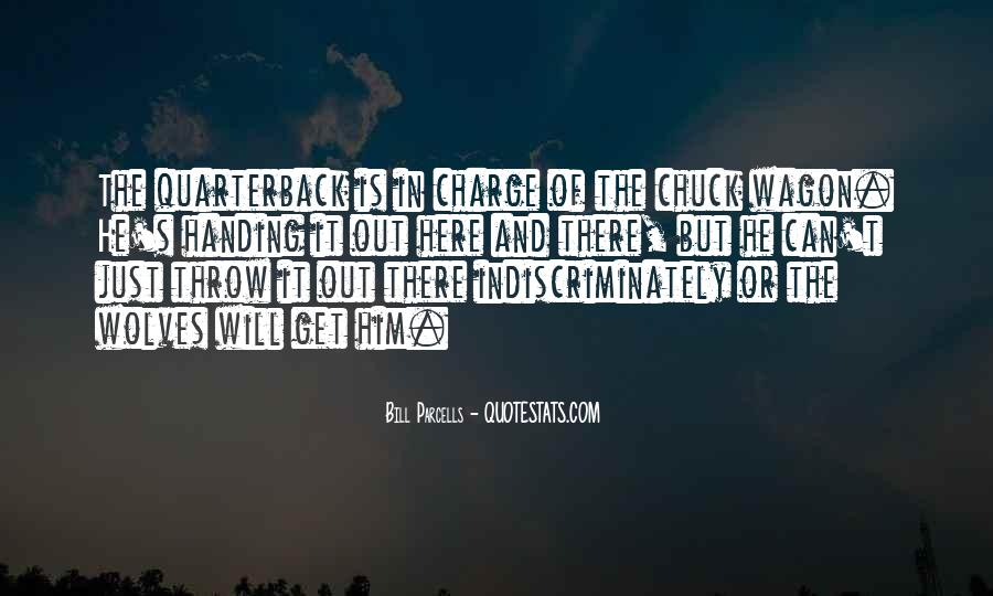 Quarterback Quotes #221835
