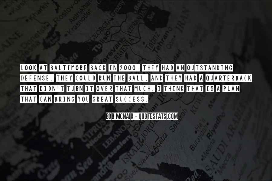 Quarterback Quotes #239903