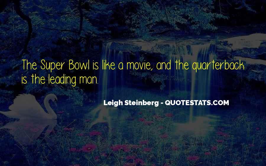 Quarterback Quotes #276980