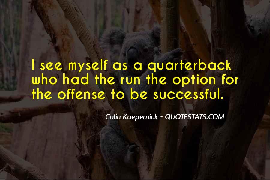 Quarterback Quotes #277978