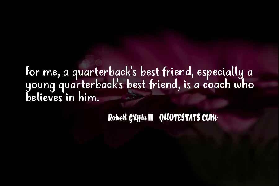 Quarterback Quotes #297667