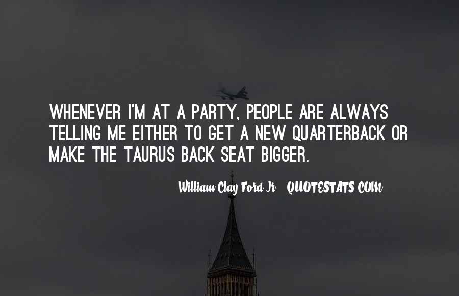 Quarterback Quotes #336403