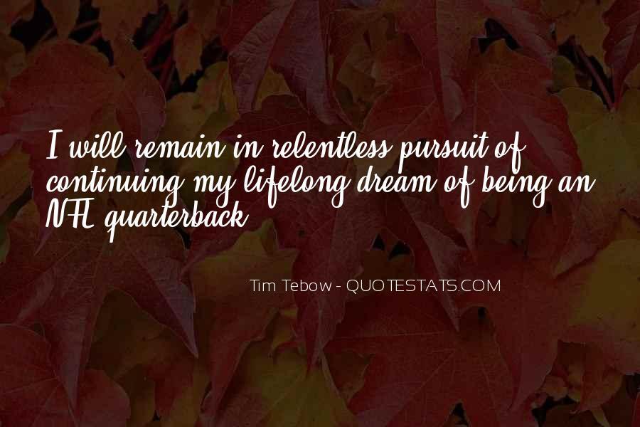 Quarterback Quotes #35671
