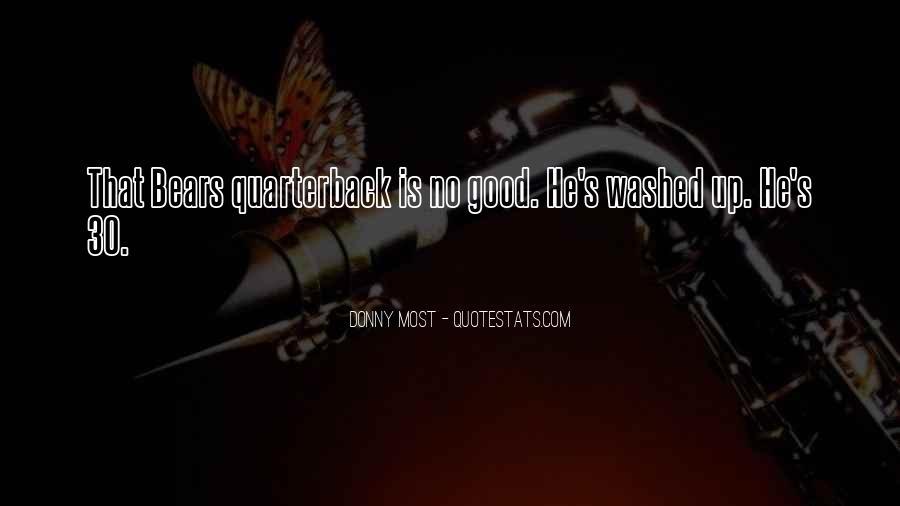 Quarterback Quotes #383063
