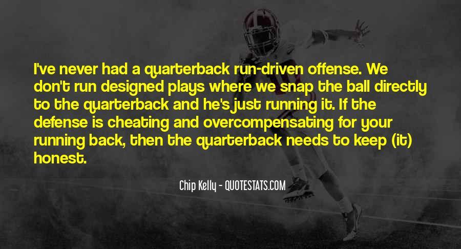 Quarterback Quotes #391442