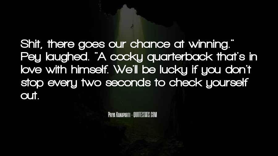 Quarterback Quotes #409665