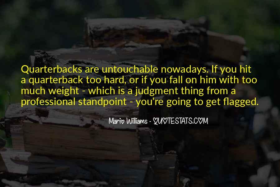 Quarterback Quotes #427762