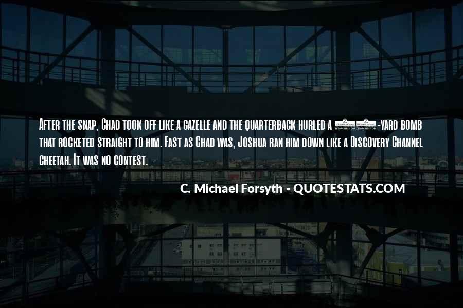 Quarterback Quotes #45233