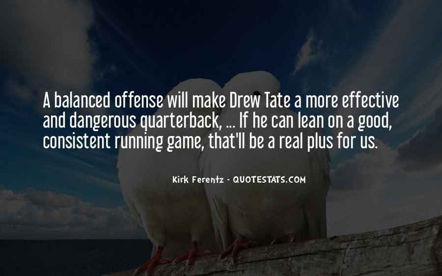 Quarterback Quotes #564757
