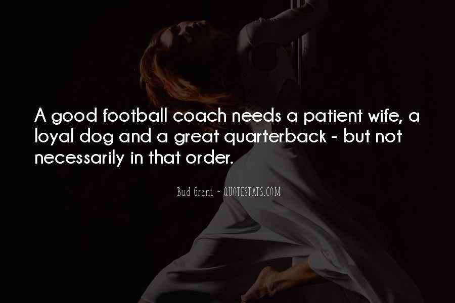 Quarterback Quotes #581453