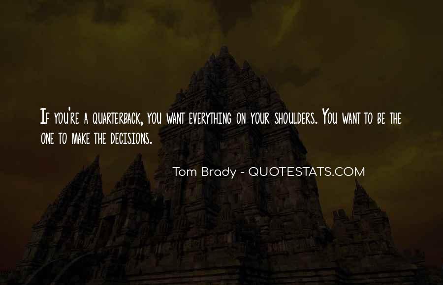 Quarterback Quotes #583127