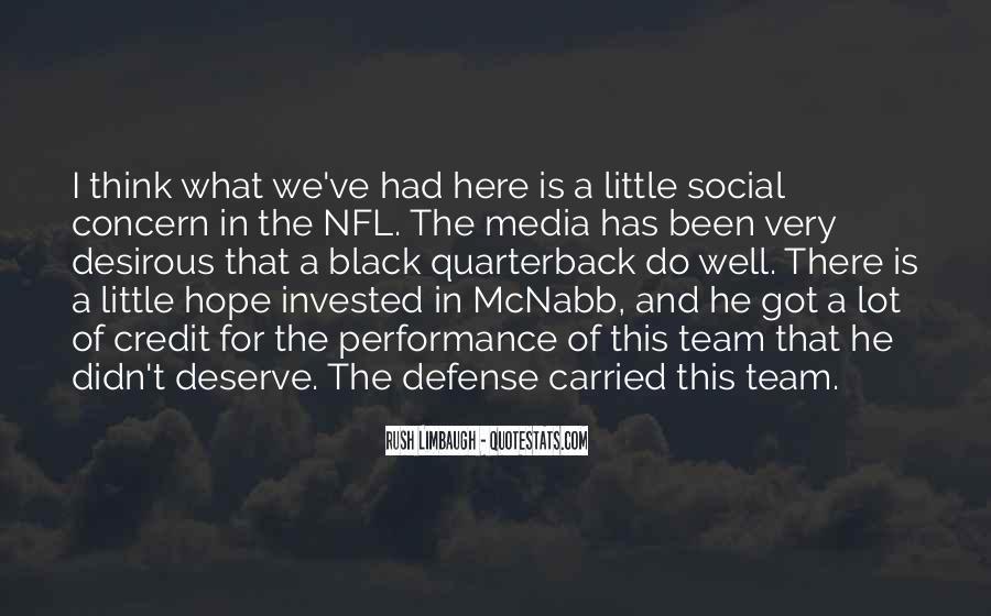 Quarterback Quotes #589969