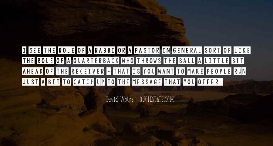 Quarterback Quotes #617979