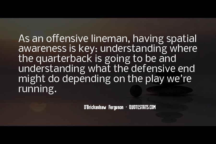 Quarterback Quotes #727963
