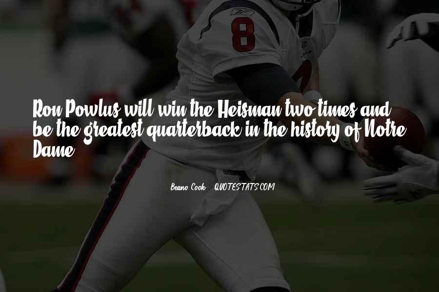 Quarterback Quotes #81453