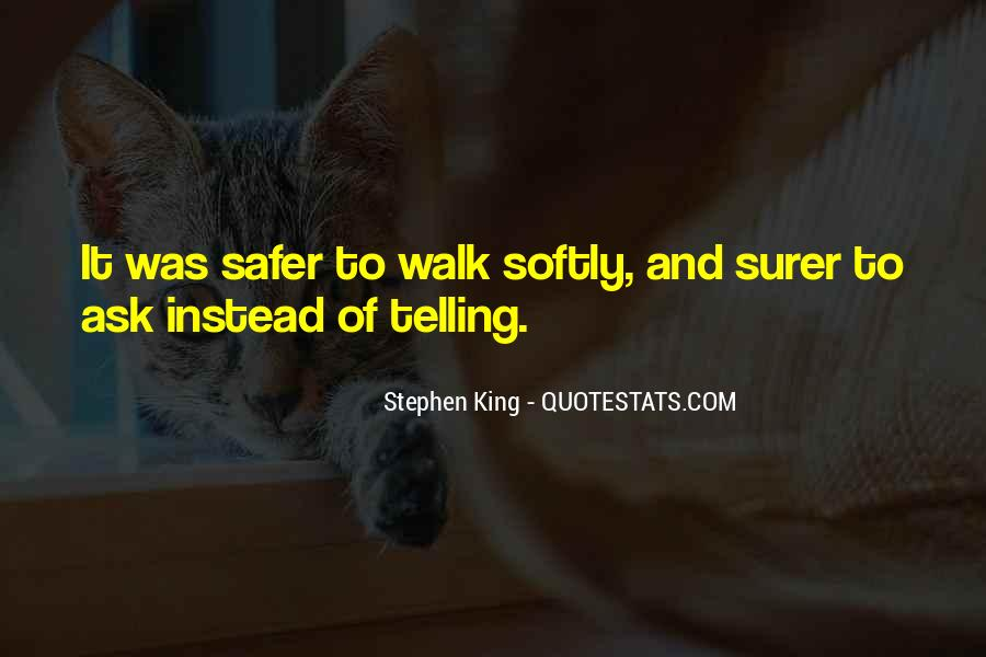 Quotes About Surer #1616050