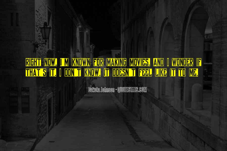 Quotes About Dakota #139344
