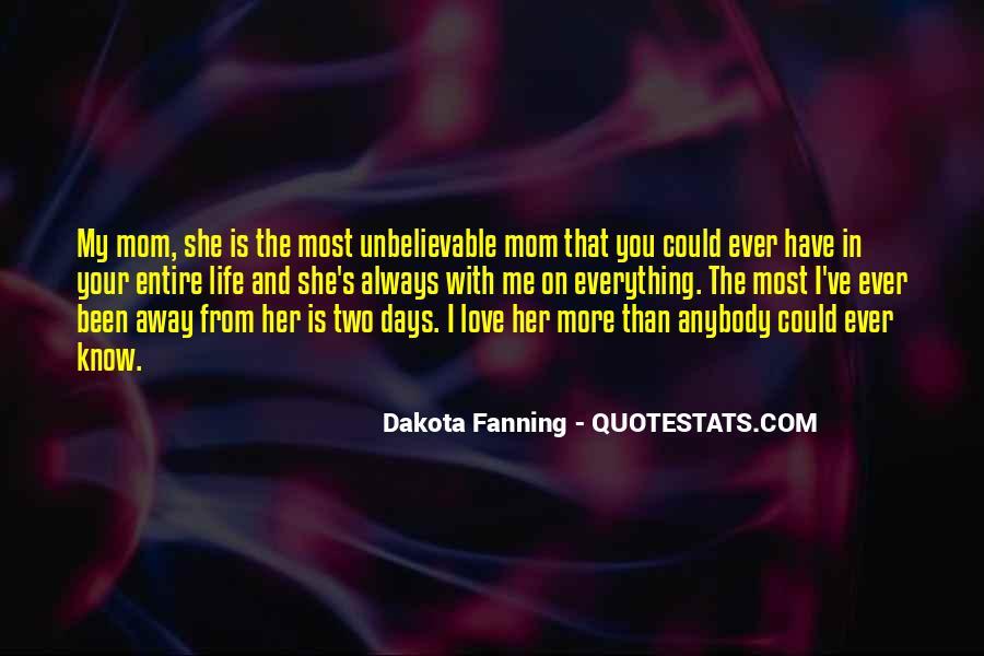 Quotes About Dakota #196276