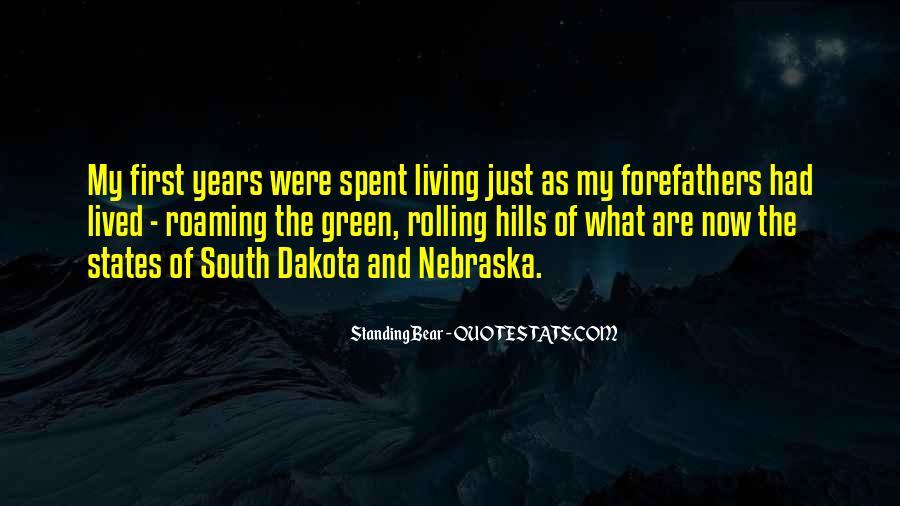 Quotes About Dakota #292596