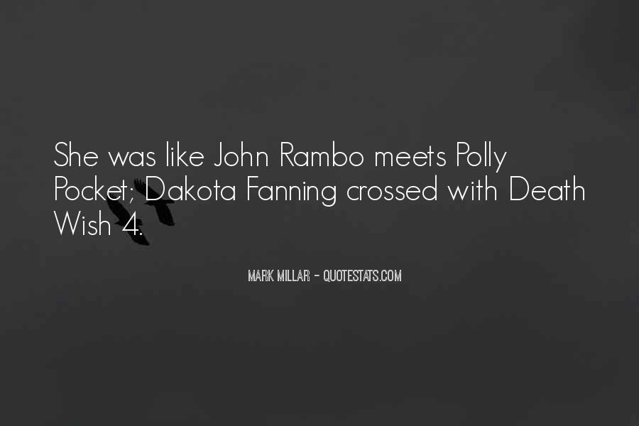 Quotes About Dakota #33367