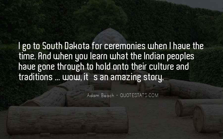Quotes About Dakota #376469