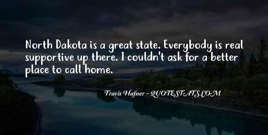 Quotes About Dakota #417251