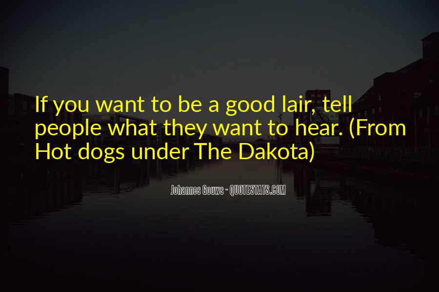Quotes About Dakota #432