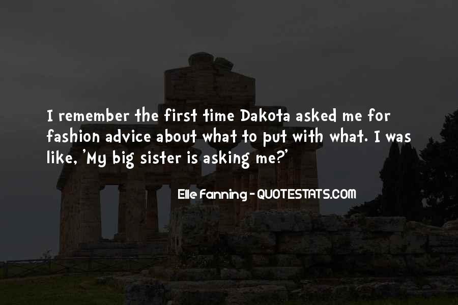 Quotes About Dakota #557503