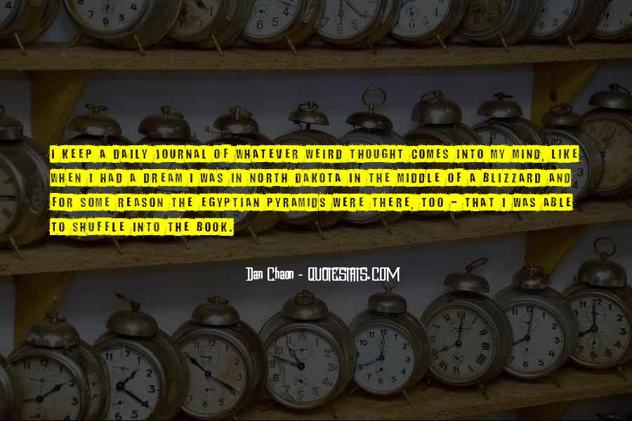 Quotes About Dakota #623562