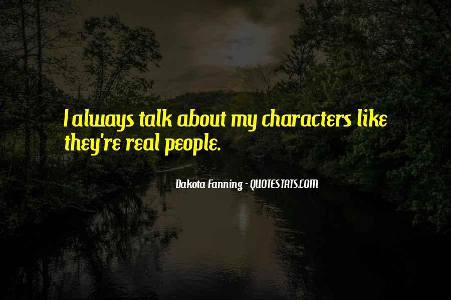 Quotes About Dakota #652332