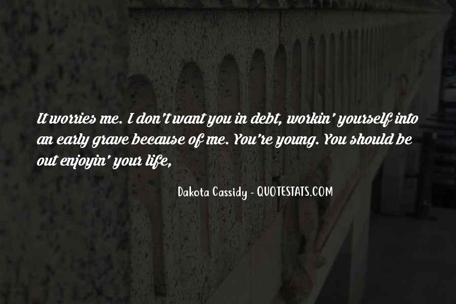 Quotes About Dakota #71783