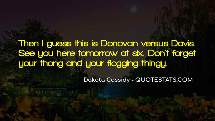 Quotes About Dakota #82590