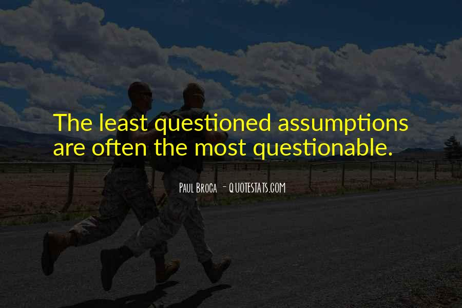 Questionable Quotes #1085093