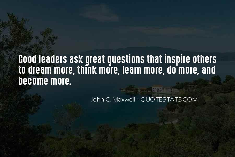 Questions To Ask To Get Good Quotes #1023113